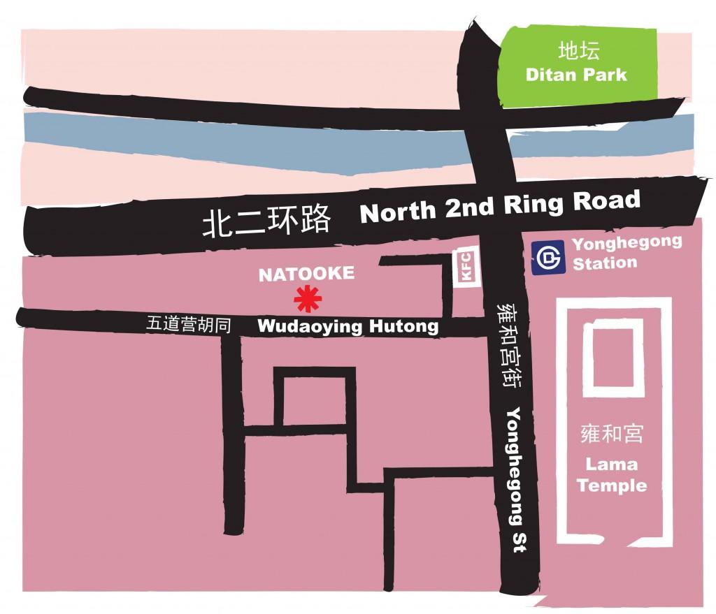 Map Natooke