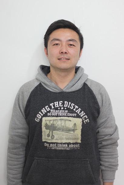 Staff - Mark Zhou