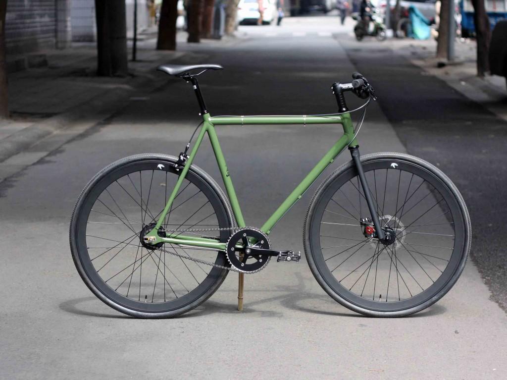 custom bicycle 8 speed